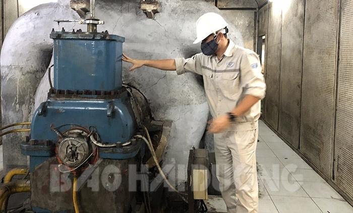 Hải Dương: Sử dụng nguồn nhiệt dư góp phần tiết kiệm điện