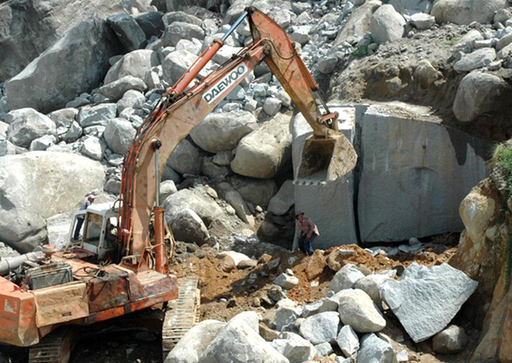FICO tiếp tục được khai thác mỏ đá Sông Trầu