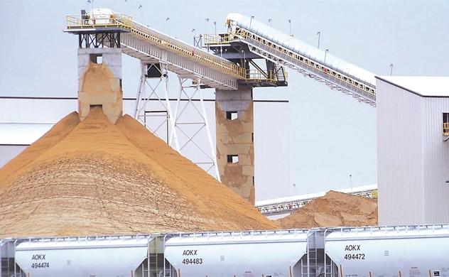 Khủng hoảng cát ngày càng trầm trọng