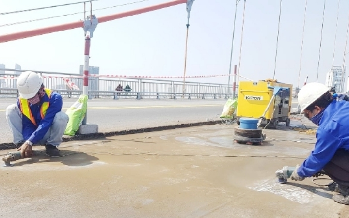 Công nghệ mới sẽ được áp dụng trong cải tạo cầu Thăng Long